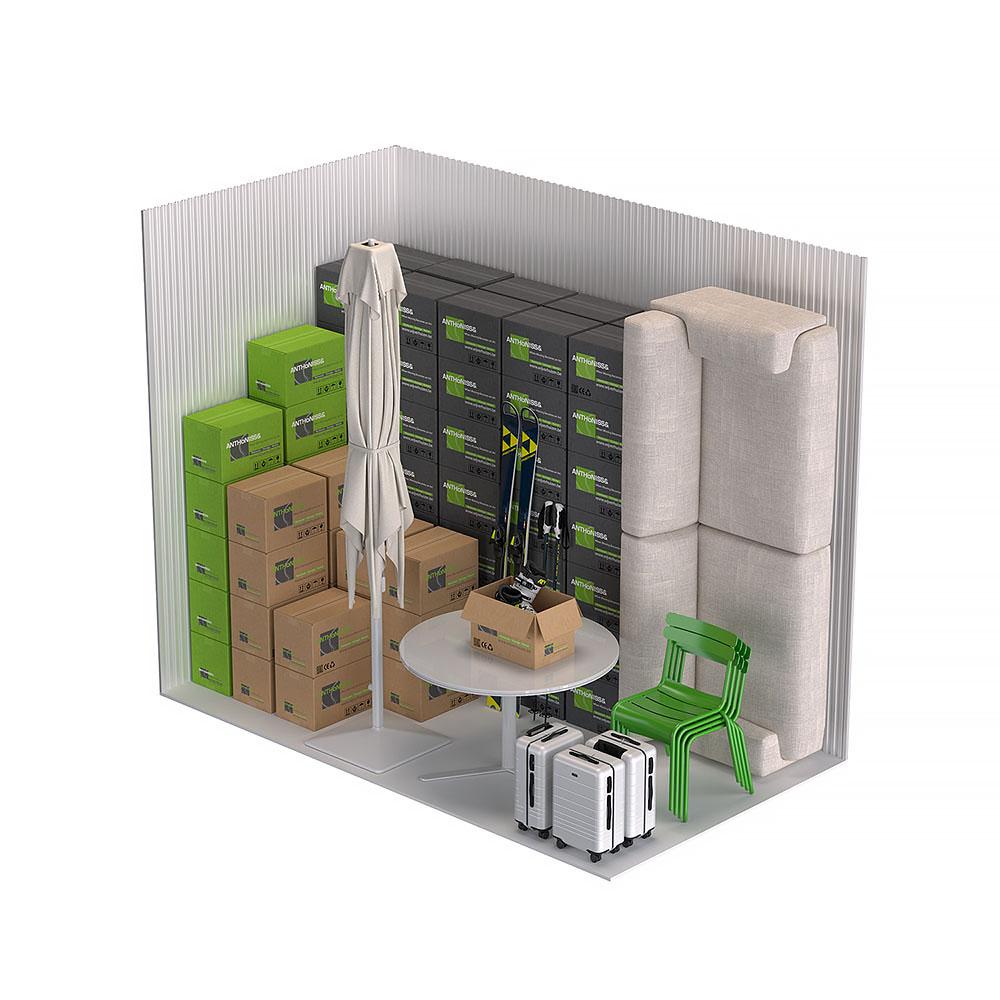 7 m2 box selfstore Antwerpen